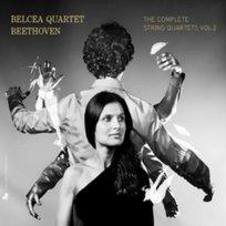 Beethoven: The Complete String Quartets. Volume 2