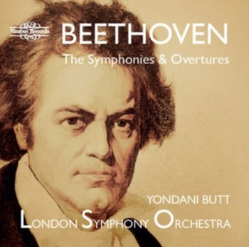 Beethoven: The Symphonies & Overtures-London Symphony Orchestra