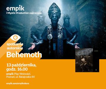 Behemoth   Empik Plac Wolności