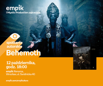 Behemoth | Empik Renoma