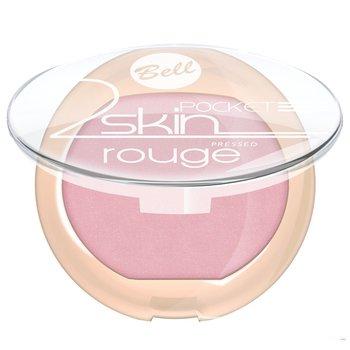 Bell, 2 Skin Pocket Rouge, róż do policzków 051, 4,5 g-Bell