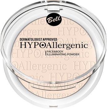 Bell, HypoAllergenic Face&Body Illuminating Powder, puder rozświetlający do twarzy i ciała 01, 6 g-Bell