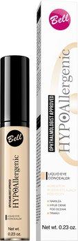 Bell, HypoAllergenic Liquid Eye Concealer, korektor rozświetlający pod oczy 01, 6,5 g-Bell