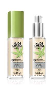 Bell, Hypoallergenic Nude & Moist, podkład do twarzy nawilżająco-odżywczy 03, 30 g-Bell