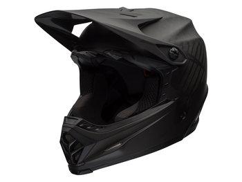 Bell, Kask full face, Full - 9 carbon, czarny mat, rozmiar L-Bell