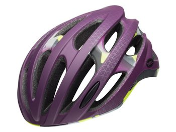 Bell, Kask szosowy, Formula Integrated MIPS, fioletowy, rozmiar L-Bell