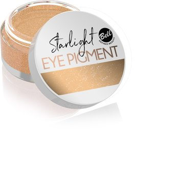 Bell, Starlight Eye Pigment, sypki cień do powiek 02 Golden-Bell