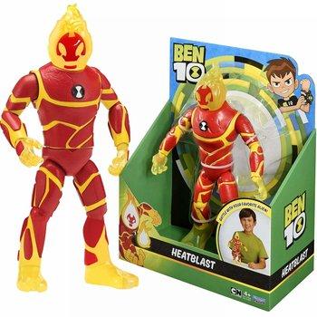 Ben 10, figurka kolekcjonerska Heatblast -Ben 10