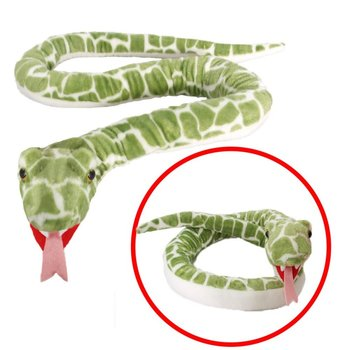 Beppe, pluszak, Wąż zielony, 142 cm-Beppe