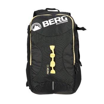 Berg Outdoor, plecak szkolny, Fresh, czarny-Berg Outdoor