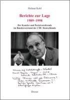 Berichte zur Lage 1989-1998-Kohl Helmut