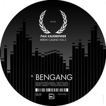 Berlin Calling. Volume 2 - Paul Kalkbrenner
