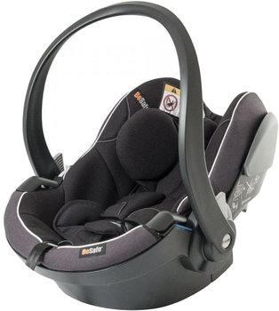 BeSafe, iZi Go Modular i-Size, Fotelik samochodowy, 0-13 kg, Czarny Cab-BeSafe