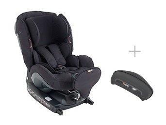 BeSafe, iZi Kid i-Size X2, Fotelik samochodowy, 0-18 kg, Czarny-BeSafe