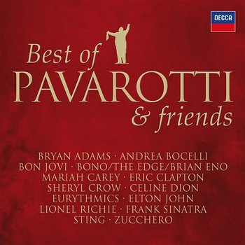 Best Of Pavarotti & Friends - The Duets-Luciano Pavarotti