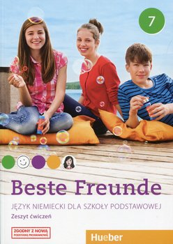 Beste Freunde 7. Język niemiecki. Zeszyt ćwiczeń. Szkoła podstawowa-Opracowanie zbiorowe