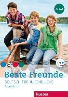 Beste Freunde A1/2. Arbeitsbuch mit CD-ROM-Georgiakaki Manuela, Seuthe Christiane, Schumann Anja