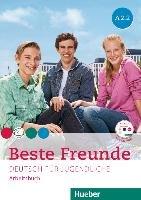 Beste Freunde A2/2. Arbeitsbuch mit CD-ROM-Georgiakaki Manuela, Seuthe Christiane, Schumann Anja