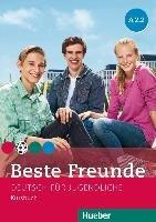 Beste Freunde A2/2. Kursbuch-Georgiakaki Manuela, Seuthe Christiane, Graf-Riemann Elisabeth, Schumann Anja