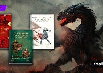 Bestiariusz Empiku: książki o monstrach i strasznych istotach