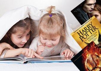 Bestsellery, które pokochała młodzież na całym świecie