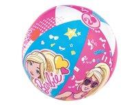 Bestway, Piłka pompowana plażowa, Barbie, 51 cm
