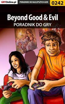 Beyond Good Evil - poradnik do gry-Hałas Jacek Stranger