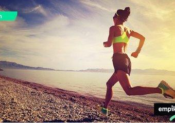 Bezpieczne bieganie po różnym podłożu - nad morzem, w górach i w terenie
