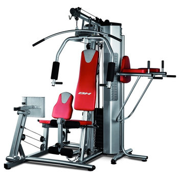 BH Fitness, Atlas treningowy, GLOBAL GYM PLUS G152X  -BH Fitness