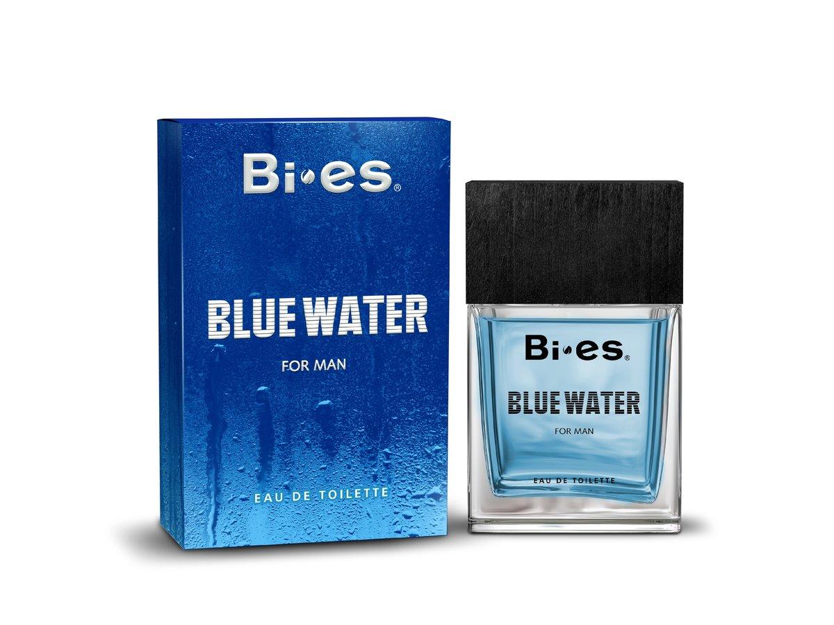 bi-es blue water for man