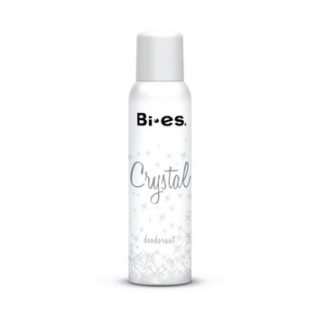 Bi-es, Crystal, dezodorant w spray'u, 150 ml - Bi-es