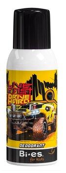 Bi-es, For Kids, dezodorant w spray'u Hot Wheels Land Cruiser, 100 ml-Bi-es