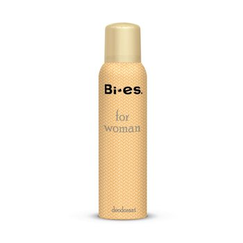 Bi-es, For Woman, dezodorant w spray'u, 150 ml-Bi-es