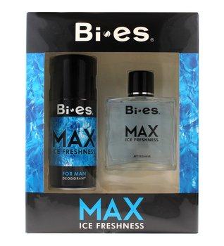 Bi-es, Max Ice Freshness, zestaw kosmetyków, 2 szt.-Bi-es