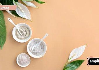 Biała glinka – wybór dla wrażliwej, naczynkowej cery. Jakie właściwości ma glinka biała?