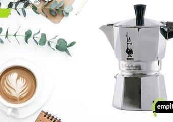 Bialetti – historia włoskich kawiarek. Najpopularniejsze kawiarki Bialetti