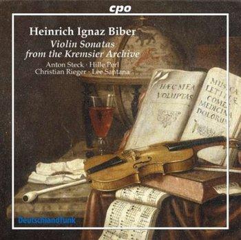 Biber, Muffat: Violin Sonatas from the Kremsier Archive-Steck Anton