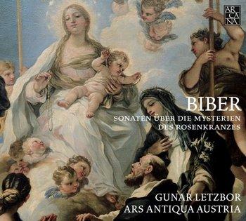 Biber: Sonaten Uber Die Mysterien Des Rosenkranzes-Letzbor Gunar, Ars Antiqua Austria