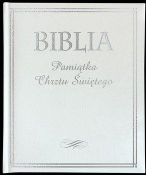 Biblia. Pamiątka Chrztu Świętego-Ribbons Lizzie