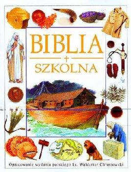 Biblia szkolna-Chrostowski Waldemar