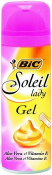 Bic, Soleil, żel do golenia dla kobiet, 150 ml-Bic