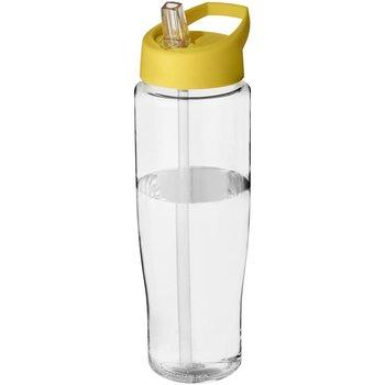 Bidon H2O Tempo® o pojemności 700 ml z wieczkiem z słomką-UPOMINKARNIA