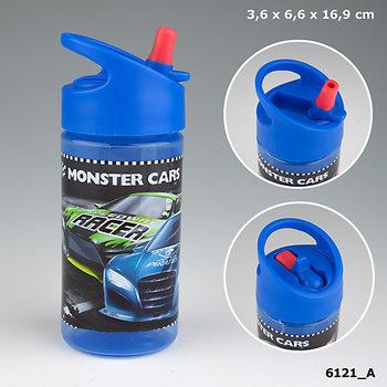 Bidon plastikowy, Monster cars 6121a