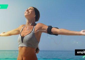 Bieganie – efekty treningu biegowego