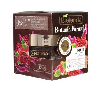 Bielenda, Botanic Formula, krem odżywczy na dzień i noc Olej z Granatu+Amarantus, 50 ml-Bielenda