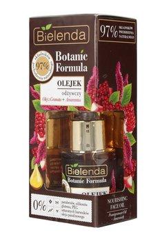 Bielenda, Botanic Formula, olejek odżywczy do twarzy Olej z Granatu+Amarantus, 15 ml-Bielenda