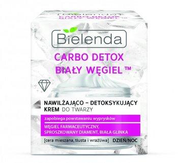 Bielenda, Carbo Detox Biały Węgiel, krem nawilżająco-detoksykujący, 50 ml-Bielenda