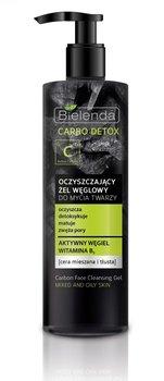 Bielenda, Carbo Detox, żel węglowy oczyszczający do mycia twarzy-Bielenda