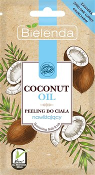 Bielenda, Coconut Oil, peeling do ciała nawilżający, 30 g-Bielenda