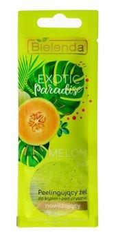 Bielenda, Exotic Paradise, nawilżający żel peelingujący do ciała 2w1 Melon, 25 g-Bielenda
